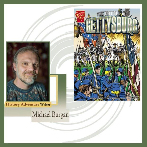 96 michael Burgan
